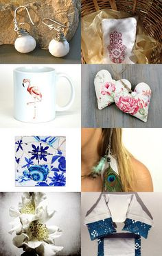 Summer White by Danielle on Etsy--Pinned with TreasuryPin.com