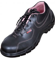 Safety Shoes | Industrial safety products online  Karam Industries is a one top safety products company that has been providing safety shoes, safety glasses, safety harnesses, helmets, etc. for past many years. The safety shoes is made up of finest quality of grain leather and extra comfort.