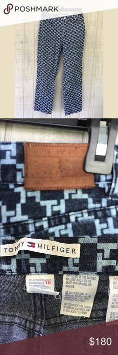 Free: Applique or Sew On Patch: TOMMY JEANS (Hilfiger
