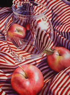 Chris Krupinski (Apples, Stripes and Jar)