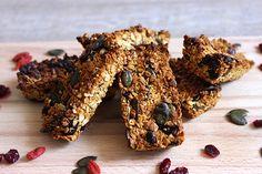 Blog Cuisine & DIY Bordeaux - Bonjour Darling - Anne-Laure: Une barre de céréales pleine d'énergie