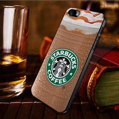 Starbucks coffee -  iphone case cover- how fun is this?  #PremiumOutlets #Starbucks