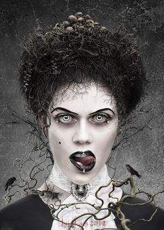 Model: Sarathustra von Lichtenstein  Photographer: blende666  Post: Judas Judas Art