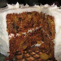 Sam's Famous Carrot Cake Recipe from Allrecipes.com