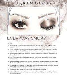 Urban Decay 'Everyday Smoky Eye' Look