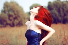 Red hair!!!!!!!!!!