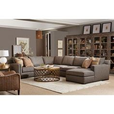 Sam Moore Sophie Sectional