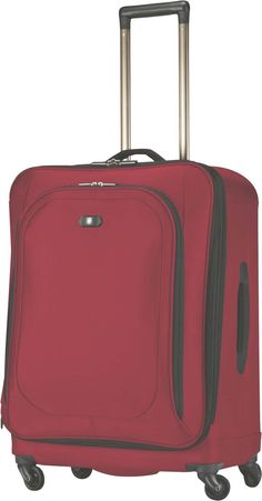Hybri-Lite 24, 60cm Erw. Handgepäck in Rot | Koffer.ch