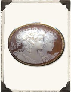 TWO SISTERS CAMEO