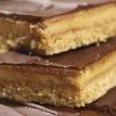 Toffee Shortcake (Caramel Slice) - Traditional Scottish Recipe!