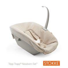 Stokke Tripp Trapp® Newborn Seat beige