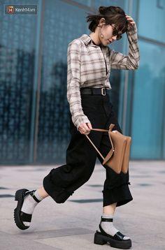 Ngắm street style tươi roi rói của giới trẻ 2 miền, bạn sẽ thấy thích diện đồ màu mè ngay lập tức - Ảnh 8.