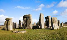 Stonehenge. On my England Bucket List. #England #iGottaTravel