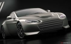 Limited Edition Aston Martin V12 Vantage V600 Unveiled
