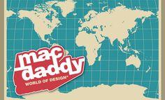 MacDaddy World Map AI