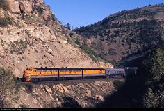 RailPictures.Net Photo: D&RGW 5771 Denver & Rio Grande Western Railroad EMD F9(A) at Helper, Utah by cz17