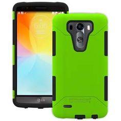 TRIDENT AEGIS CASE FOR LG G3 - GREEN #lgg3case, #g3case www.myphonecase.com