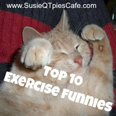 Top 10 Exercise Funnies