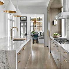 going for gold in the #kitchen   @meccinteriors   design bites