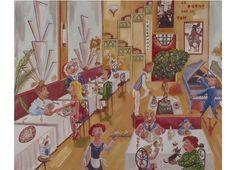 Le Boeuf sur le Toit Art Français, Jean Cocteau, Claude, Film, Painting, Theater, Board, Artist, Movie