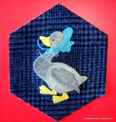 Moose Bay Muses: Stitch Society Hexagons