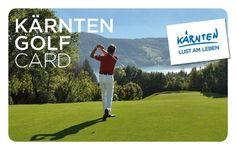 Für Golffreunde - genießen Sie die Vorteile der Kärnten Golf Card http://www.pulverer.at/golfurlaub-kaernten.de.htm
