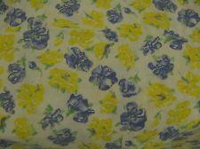 laura ashley Confetti Blue and Yellow