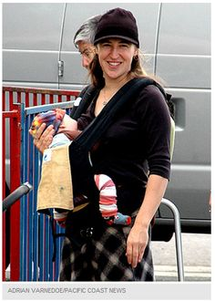 Mayim Bialik on Modesty and Breastfeeding in Public