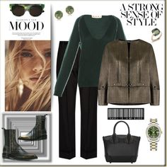 How To Wear A strong sense of style Outfit Idea 2017 - Fashion Trends Ready To Wear For Plus Size, Curvy Women Over 20, 30, 40, 50