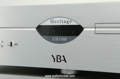 YBA Heritage CD100 compact disc player