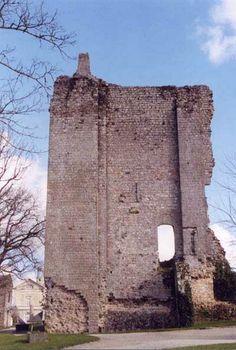 Située à la lisière du comté du Maine et du duché de Normandie, la place de Domfront a été disputée entre ces 2 puissances durant toute la I° moitié du 11°s. Guillaume II de Normandie,futur roi d'Angleterre, l'annexa définitivement à sa principauté en 1052.