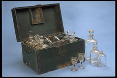 Traveling Liquor Case | Historic New England