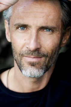 Wiener Models - prestigious model and talent management agency Moustaches, French Male Models, Men Over 40, Handsome Faces, Handsome Man, Grey Beards, Short Beard, Silver Foxes, Wattpad