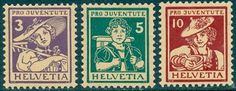 Rare world stamps | Because this stamp was printed in special booklet-format sheets, it ...