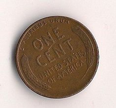 Lincoln wheat penny error coins are always popular with coin collectors. photo by Homini:) on Flickr.