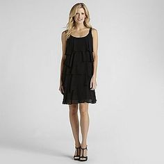 Sears black dresses