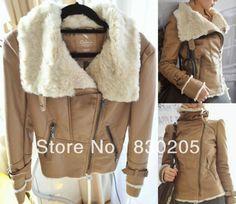 Women's Winter Aviator Coat