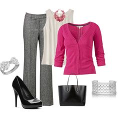 """THURSDAY"" by citas on Polyvore"