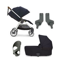 Mamas & Papas Armadillo Flip XT Duo Package (Navy)