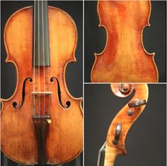 A 1735 #violin made by Carlo & Michel Angelo Bergonzi is available for examination and trial.