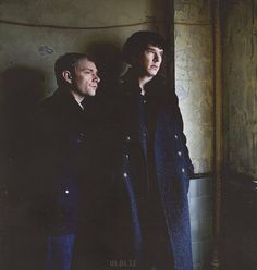 John & Sherlock are judging you.