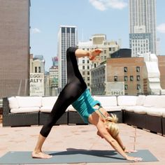 Wring all the junk out of your body—literally—with this routine that will leave you feeling completely amazing.