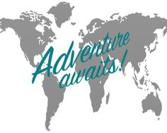 Adventure Awaits - World Map  Dimensions: 8x10  This item is an instant download. No physical copy will be sent or mailed!  What is an instant download? As soon as you purchase this digital print and the payment is confirmed, you will receive a download link. From there you will click on the download link, save the file to your computer, print the file out, and enjoy!  See Etsy's help link below on how to download if you still have questions https://www.etsy.com/help/article/3949  * This…