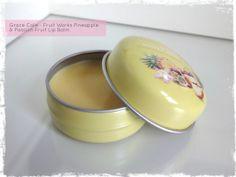 Grace Cole Fruit Works Pineapple & Passion Fruit Lip Balm Review