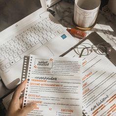 School Organization Notes, School Notes, School Stuff, Keep Calm And Study, Pretty Notes, Beautiful Notes, Bullet Journal Notes, School Study Tips, Study Journal