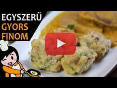 Hungarian Recipes, Hungarian Food, Food Videos, Baked Potato, Make It Yourself, Breakfast, Ethnic Recipes, Youtube, Desserts