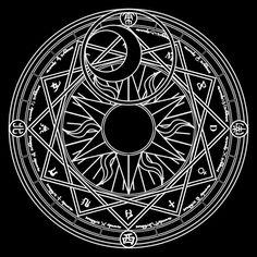 latest (800×800) Occult Symbols, Magic Symbols, Spell Circle, Summoning Circle, Sakura Card Captors, Magic Circle, Cardcaptor Sakura, Book Of Shadows, Sacred Geometry