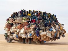 Amazing Photos Of Some Of The Most Overloaded Vehicles