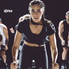 Les Mills – Taking Fitness to the Next Level Les Mills Sprint, Spring Challenge, Indoor Cycling, Cycling Workout, Group Fitness, No Equipment Workout, Cardio, Exercise, Posters