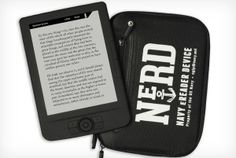 The US Navy announces their own e-reader for service workers
